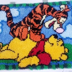 Other - WINNIE THE POOH AND TIGGER MAT